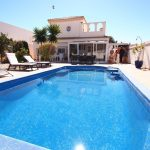 SUPER VILLA 3BED - 600M2 PLOT - VERY CONDITIONED WITH POOL