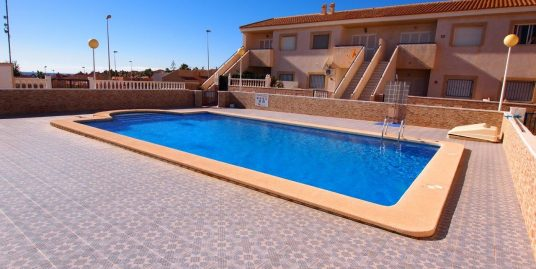 274. 2BED FABULOUS APARTMENT WITH 2 LARGE TERRACES – Swimming Pool – A 7 MINUTES WALK FROM THE BEACH – El Alamillo