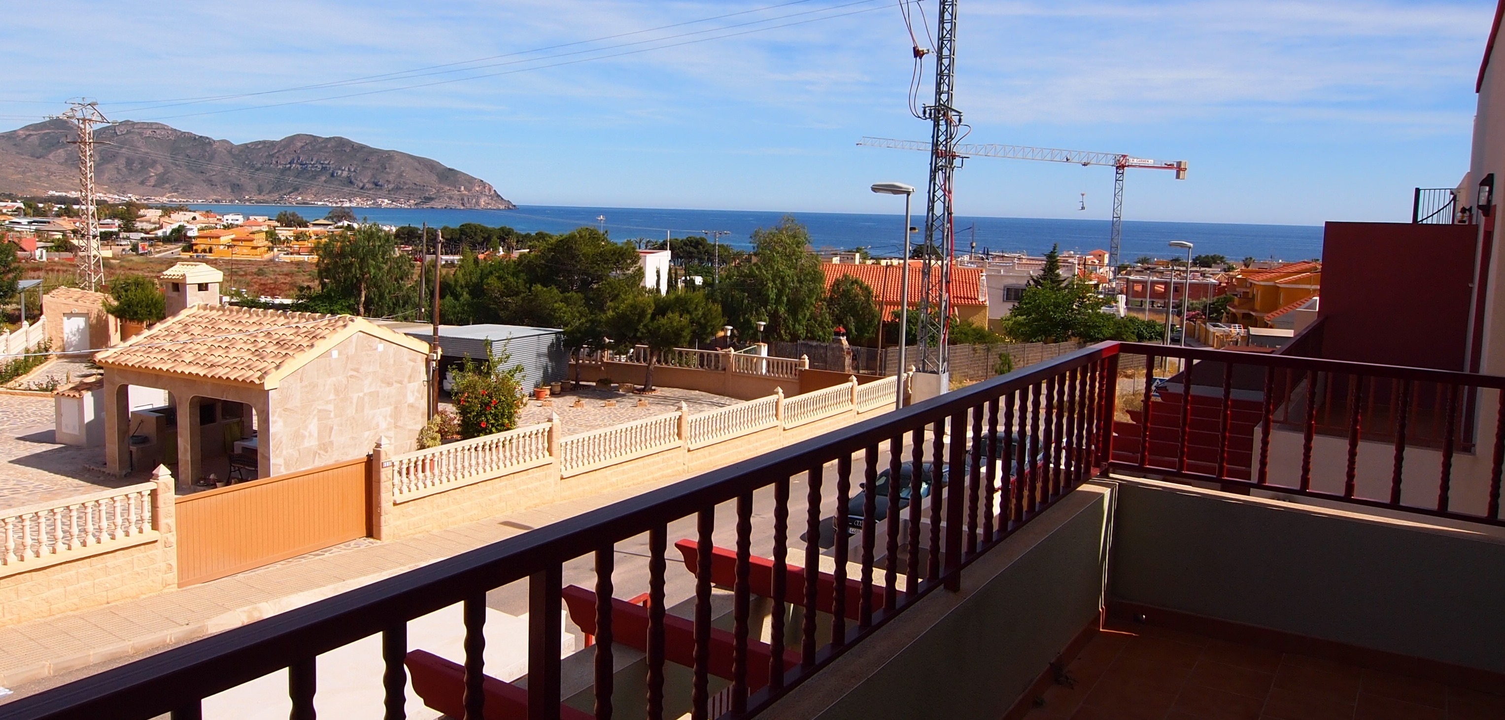 283. HOME DUPLEX 3 BEDS 2 BATHS – CENTER – NEW – SEA VIEWS FROM SOLARIUM AND TERRACE