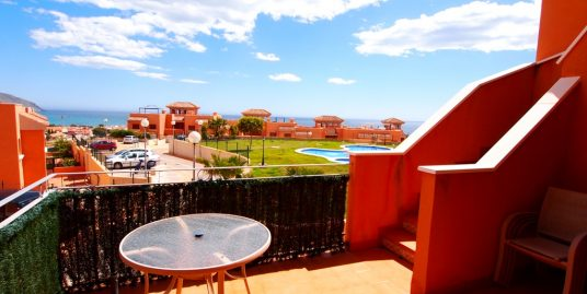 019. PENTHOUSE APARTMENT 3 BEDS SEA VIEWS AND POOL