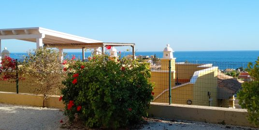 1201. SUPERB VILLA PLOT 270M2 – 3B 2BATH SEA VIEWS AND SOUTH FACING, GARDEN AND SOLARIUM