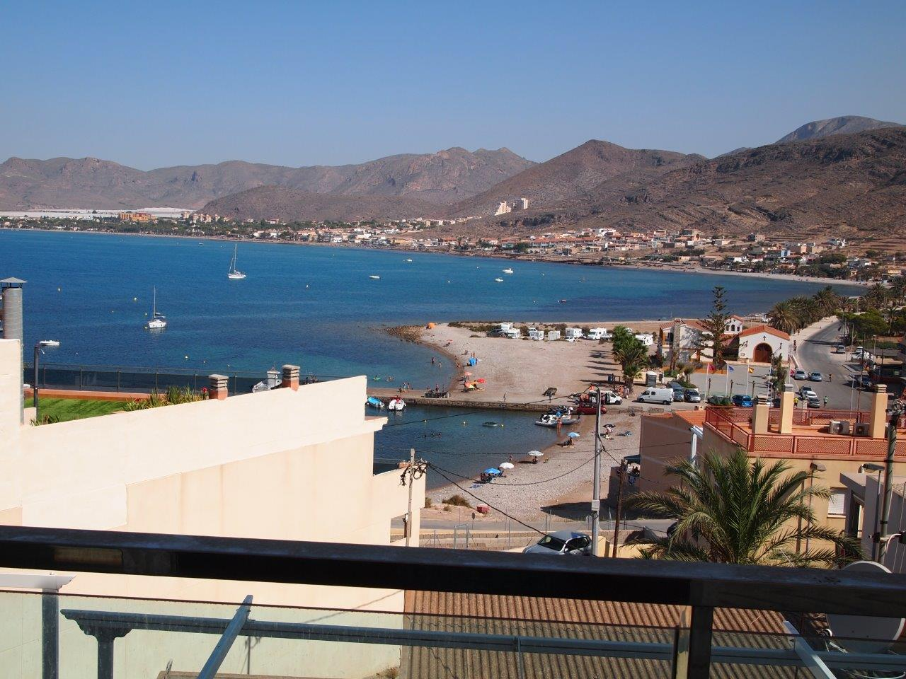 2201. DUPLEX SEA VIEWS 3BEDS – SOLARIUM – LA AZOHIA