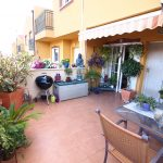 HOME 3B 2BATH TERRACE and COMMUNAL POOL 2 MINS. BEACH - GARAGE