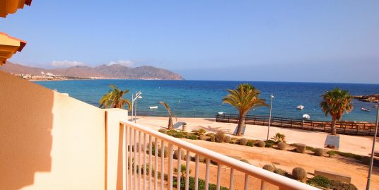 1407. FRONTLINE HOUSE 2B 2BATH – 3 TERRACES SEA VIEWS  CENTER ISLA PLANA VILLAGE