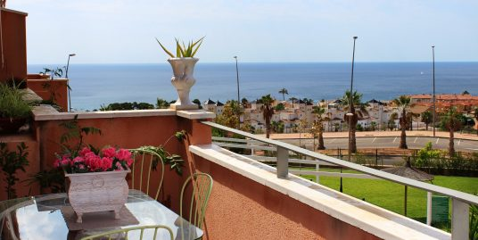 1203. SUPERB GROUND FLOOR SEA VIEWS AND GARDEN LARGE TERRACE