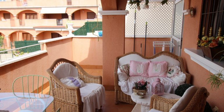 LOVELY 2 BEDROOMS APPARTMENT WITH SEA VIEWS FOR SALE IN ISLA PLANA14