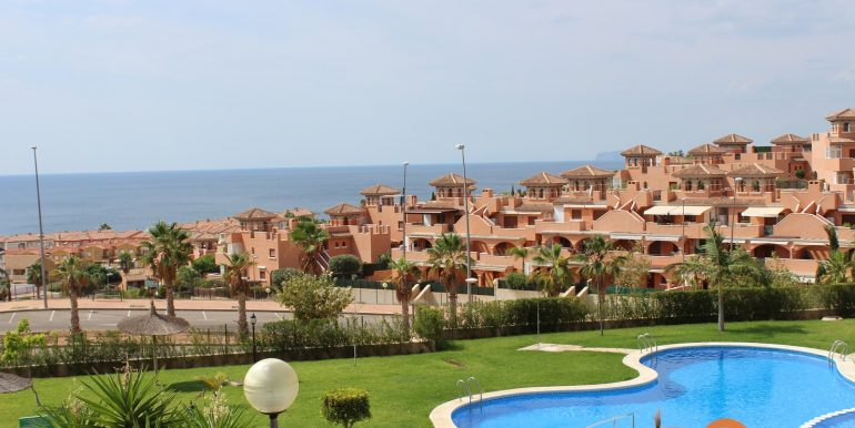 LOVELY 2 BEDROOMS APPARTMENT WITH SEA VIEWS FOR SALE IN ISLA PLANA6
