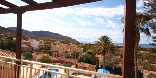 227. CHALET 4 APARTMENTS SEA VIEWS AND POOL – SAN GINES – LA AZOHIA