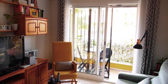 8001. BEAUTIFUL APARTMENT 2 BED GROUND FLOOR TERRACE & GARAGE  – Bolnuevo