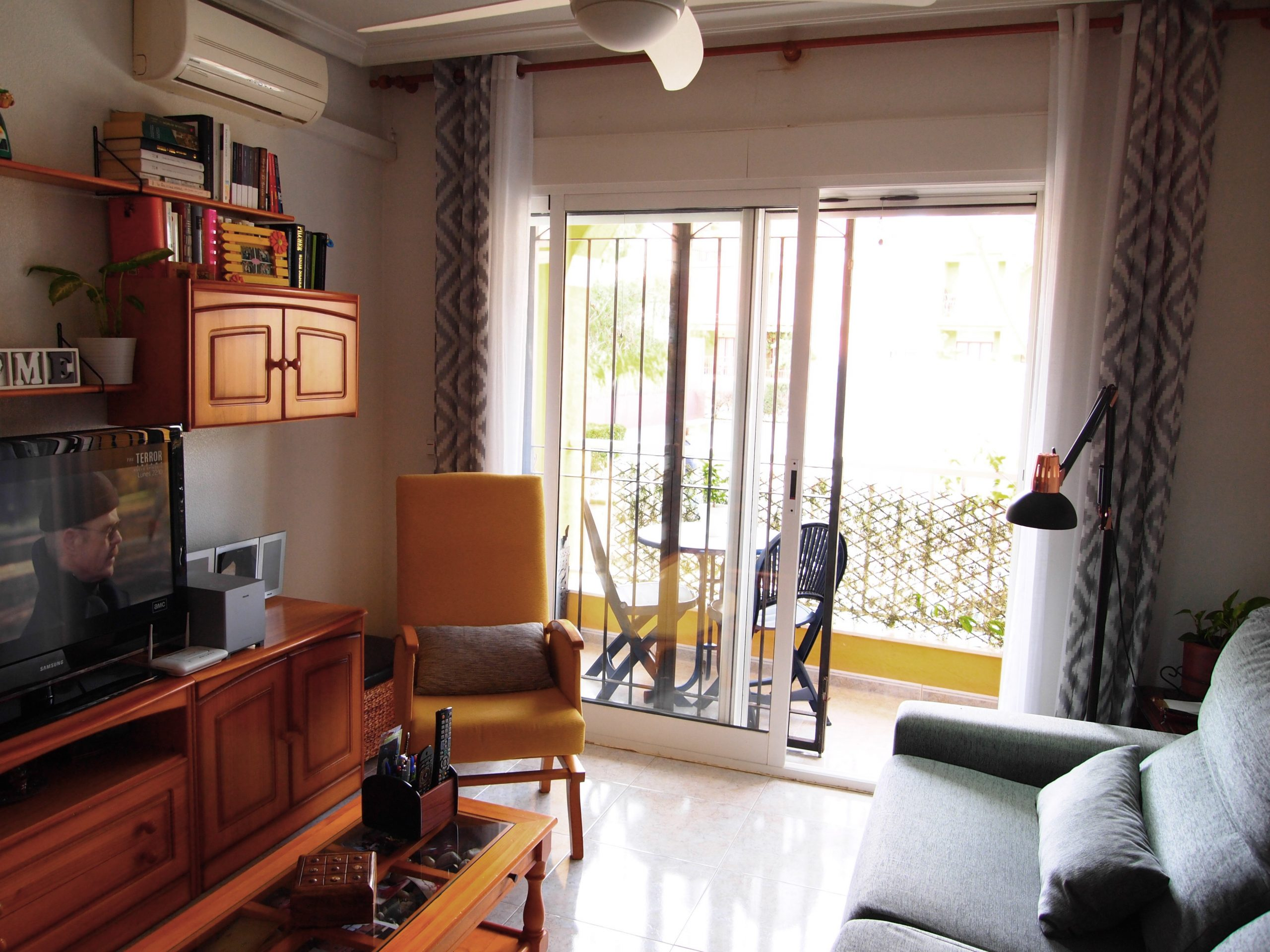 8001. BEAUTIFUL APARTMENT 2 BED GROUND FLOOR TERRACE & GARAGE  – Bolnuevo